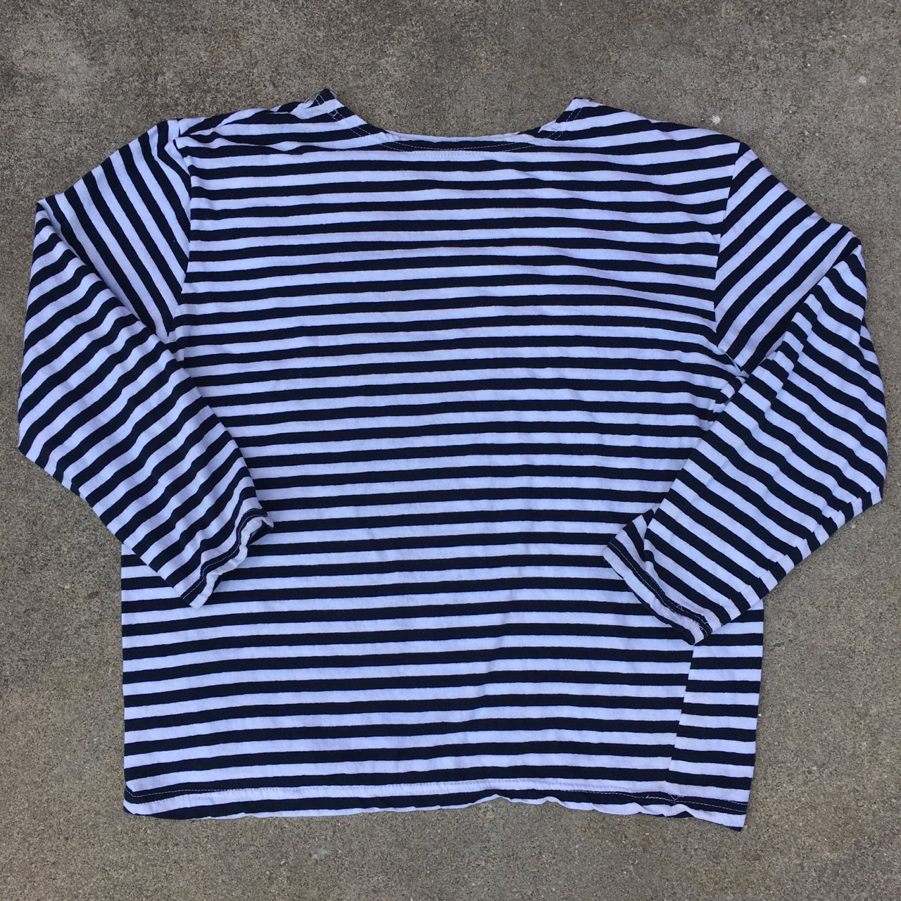 0b627e9e44 Russian Blue And White Striped Shirt – EDGE Engineering and ...