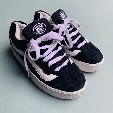 Chunky sole Vans. Vintage from the