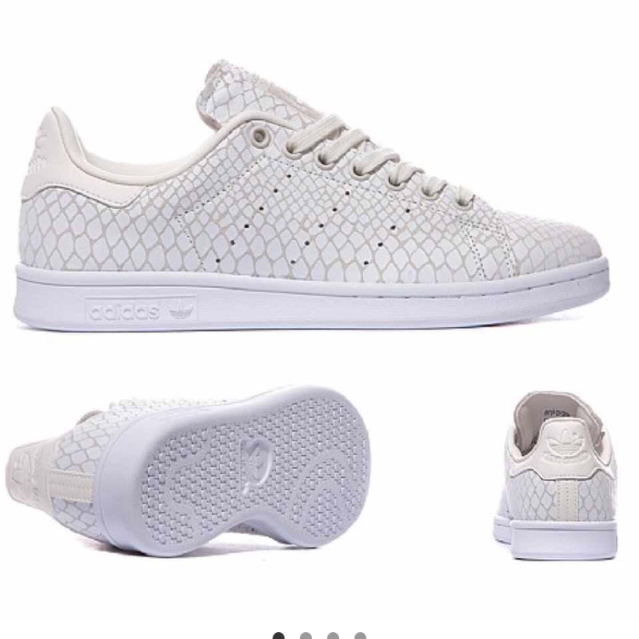 reputable site 9acbf f9cd7 * ORIGINAL ADIDAS STAN SMITH * ~ Off white,... - Depop