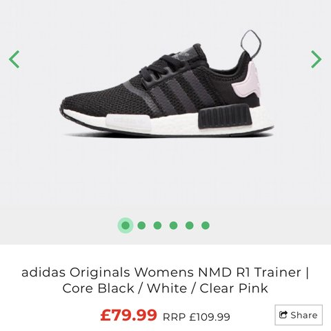 fd54303626457 adidas Originals Womens NMD R1 Trainer