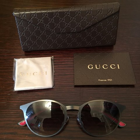 c5398ec99a2 Authentic GUCCI sunglasses ~ with an Authenticity card