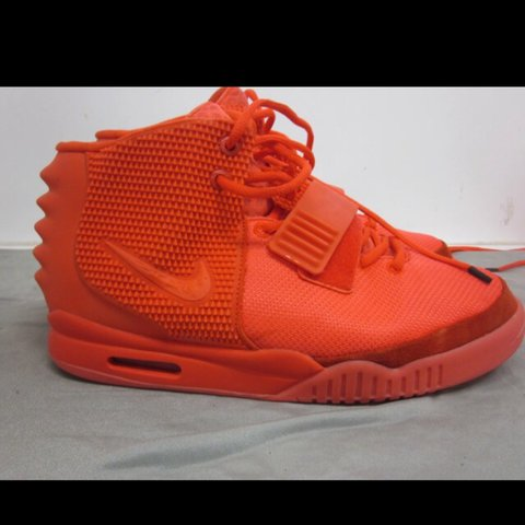 100% authentic 63c74 ee9f4  jovanking. 2 years ago. Los Angeles, United States. NIKE AIR YEEZY 2 SP  RED OCTOBER ...