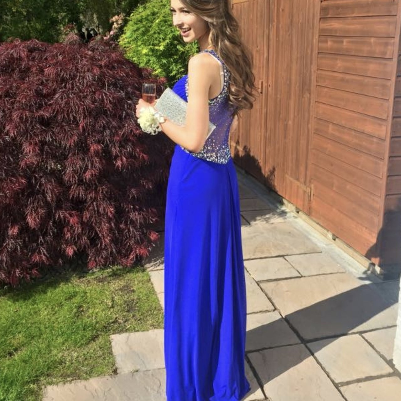 80eb04c756  Diversity  Prom Dress worn once