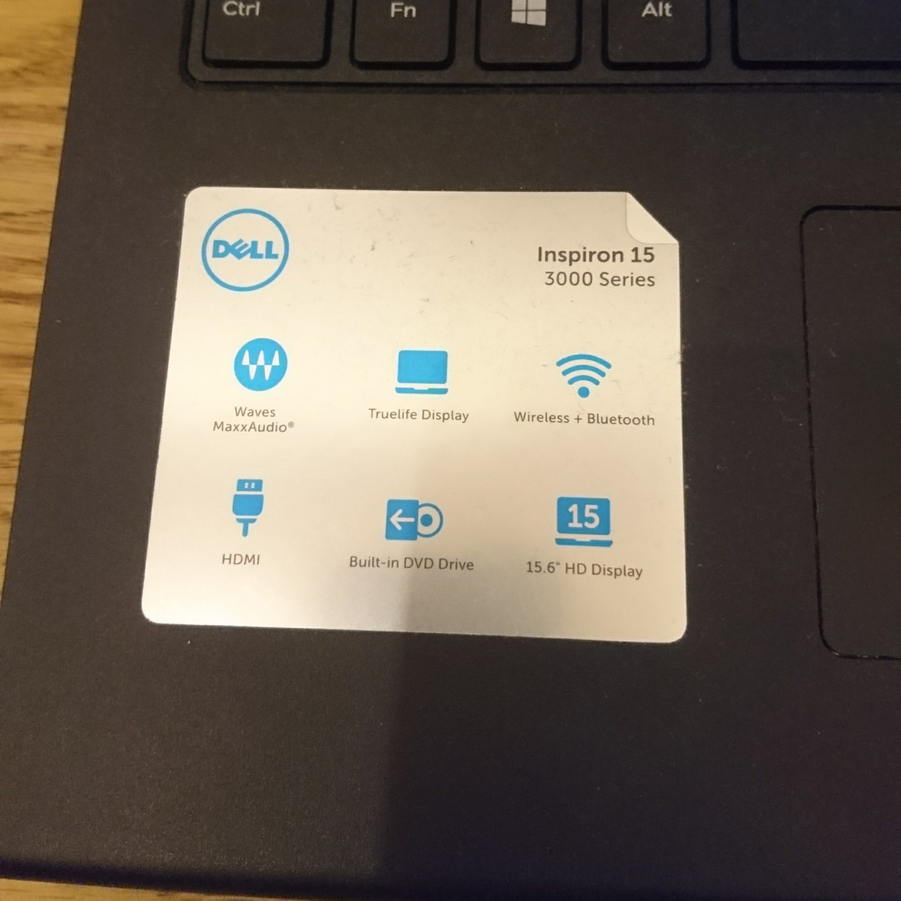 Dell Inspiron 15 3000 series Laptop for sale 500 gb    - Depop