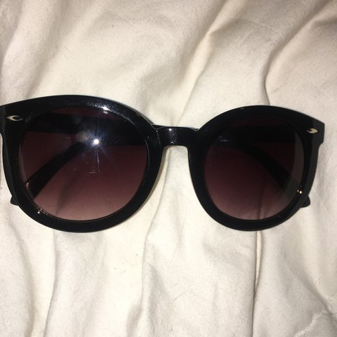 black sunglasses make ya look like a total badass all year depop