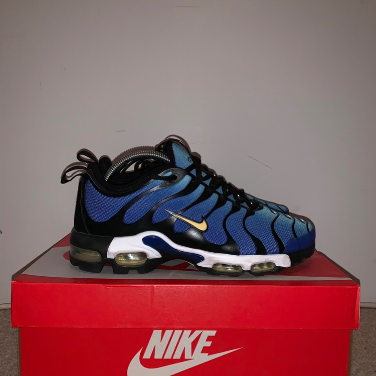 best service 7c930 9b132 Nike Air Max Plus TN Ultra 'Hyper Blue' from... - Depop