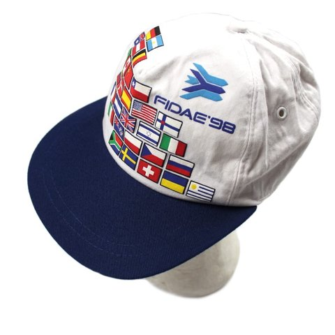 00be15c1ea5 France World Cup 1998 merchandise snapback cap coming in a - Depop
