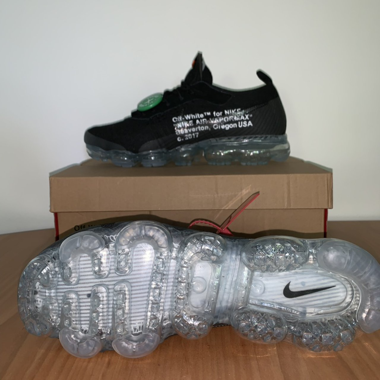 SOLD🔌 Nike Air Vapormax x Off-White