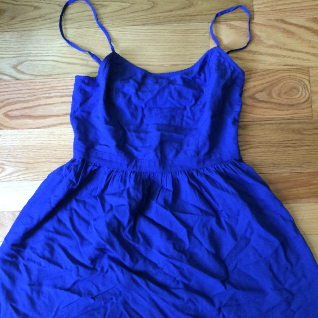 Cute Royal Blue Dresses