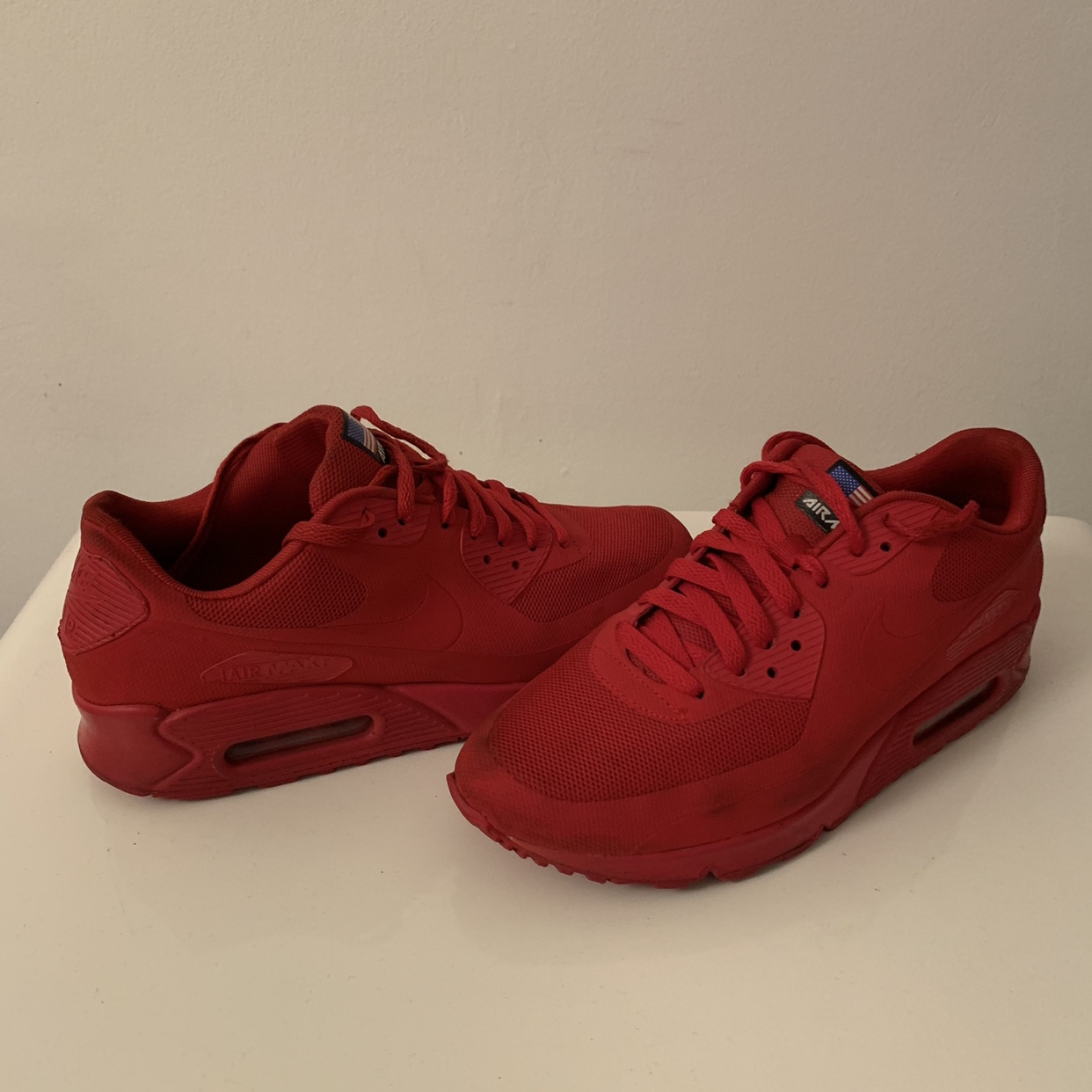 Nike limited edition Air Max 90 Hyperfuse Depop
