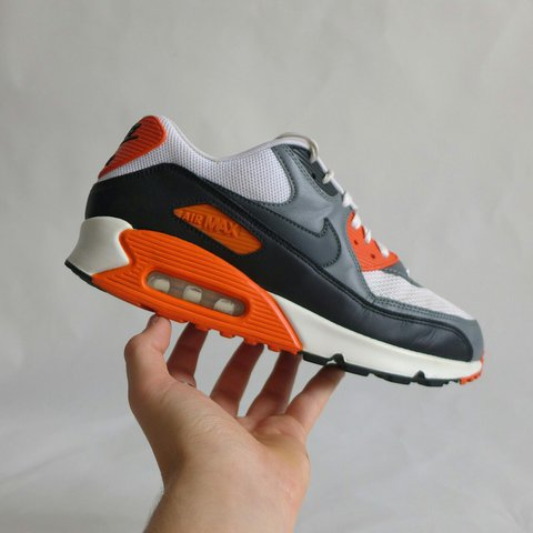 super popular 1efaf 7a083  james alexander1. last year. Bristol, City of Bristol, United Kingdom. Orange  Nike Air Max 90 (similar to infrared ...