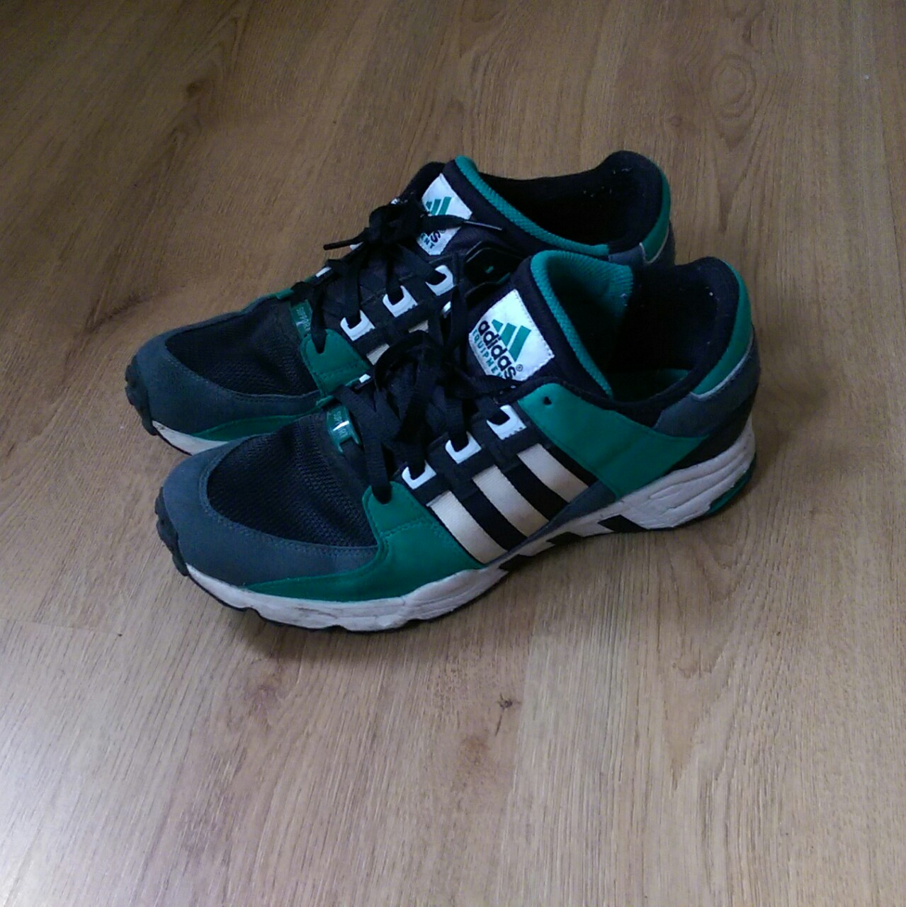 on sale 9f7d9 b0eab Adidas 1993 EQT Support Trainers #90s #adidas... - Depop