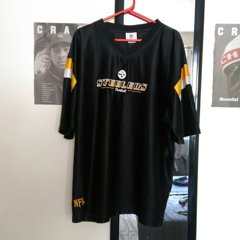 7cfc59e24 Vintage Pittsburgh Steelers alternate jersey. Extremely good - Depop