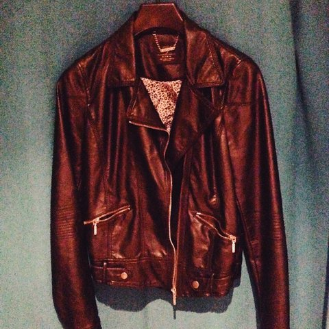 9befc9696b @grace_rossi. 4 years ago. North Walsham, United Kingdom. TRF Zara black  leather jacket ...
