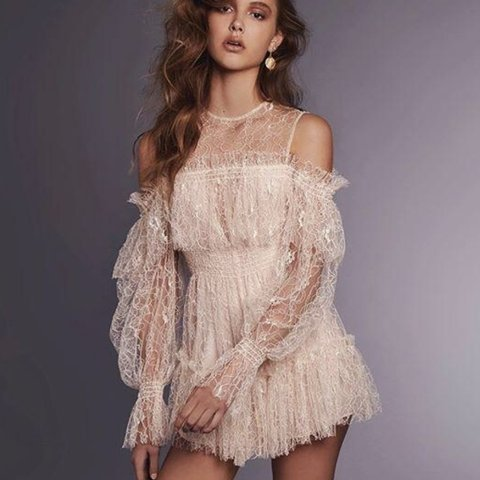 fdf08d967e3 New season Alice McCALL one in a million playsuit. Size UK 6 - Depop