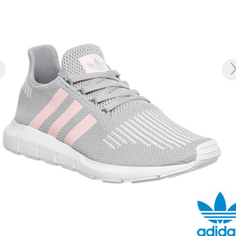 new product 4db8c 7a257  jojomac. last year. Glasgow, United Kingdom. Adidas Swift Run Grey ...