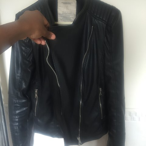 ed0f8e704b @pukkateamore. 3 years ago. Colchester, Colchester, Essex, UK. ZARA biker  JACKET FOR SALE!