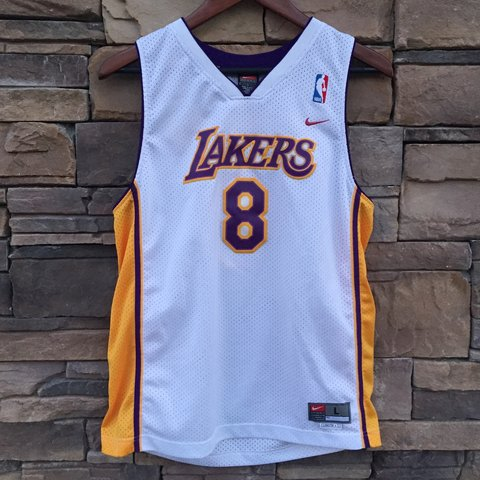 8bef21eef03 Kobe Bryant Lakers Swingman Jersey by Nike