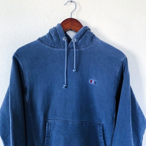 db109b1f133c   Charcoal Champion Over-dyed Hoodie