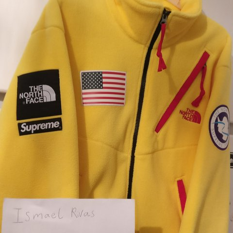 30236b224 Supreme x The north face trans Antarctica expedition... - Depop