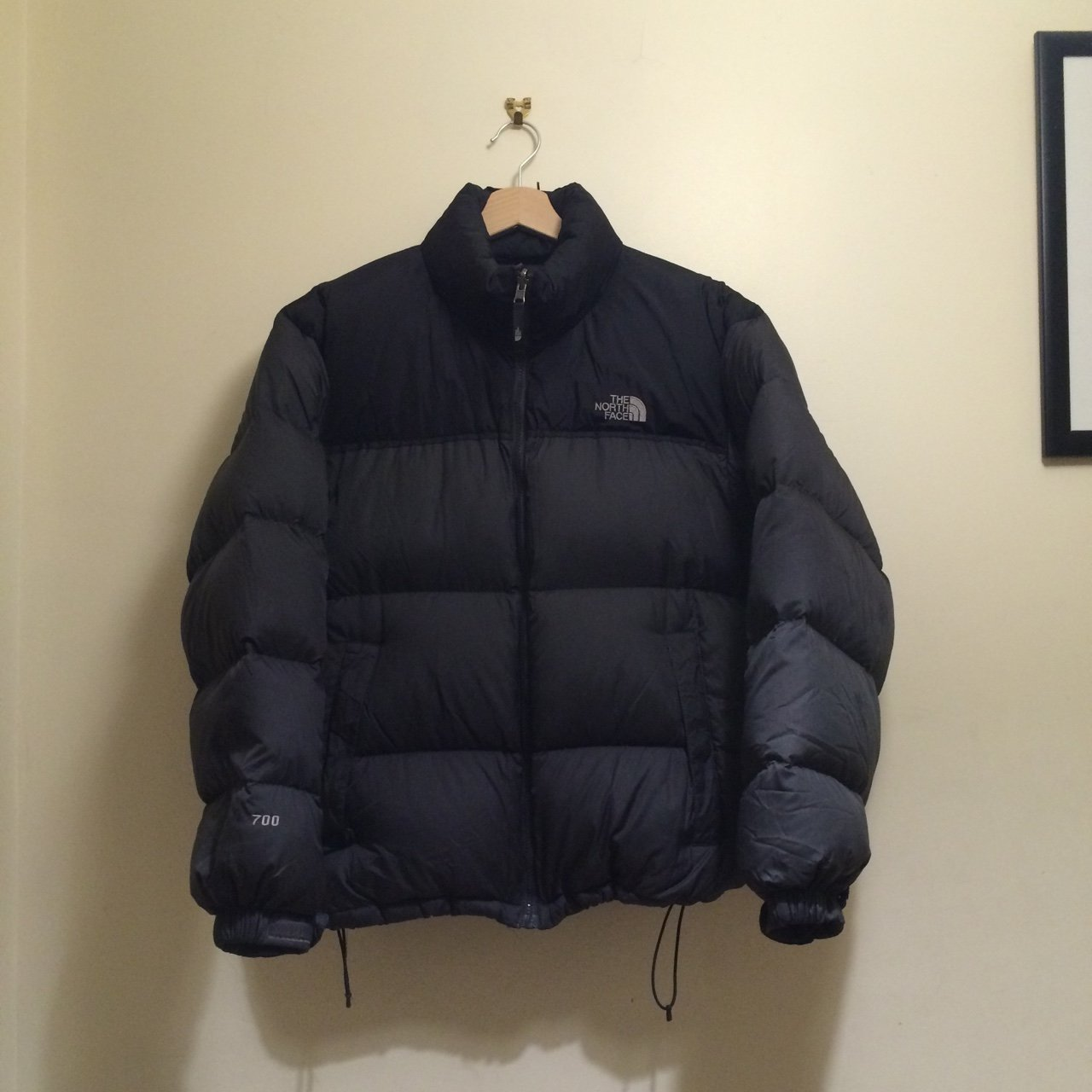 ... promo code for genuine the north face nuptse down 700 coat puffer  jacket depop fee08 36fb1 5ce8486fb