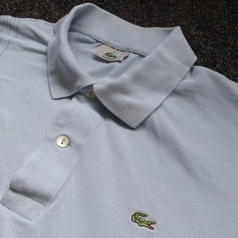 550ea8a0 💰 SALE 💰 Men's Lacoste Polo Shirt 🇬🇧 States 7, Fits XL - - Depop