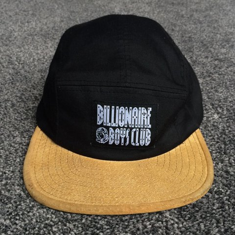 555c69814430b Men s OG BBC Billionaire Boys Club Camp Cap 🇬🇧 One Size OF - Depop