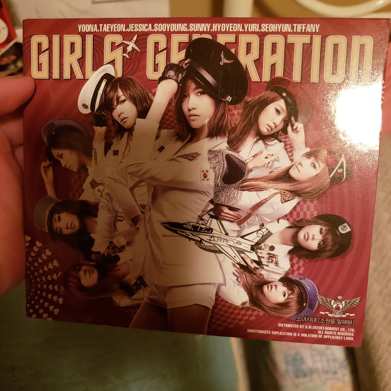 Girls Generation Genie album nothing wrong with it,    - Depop