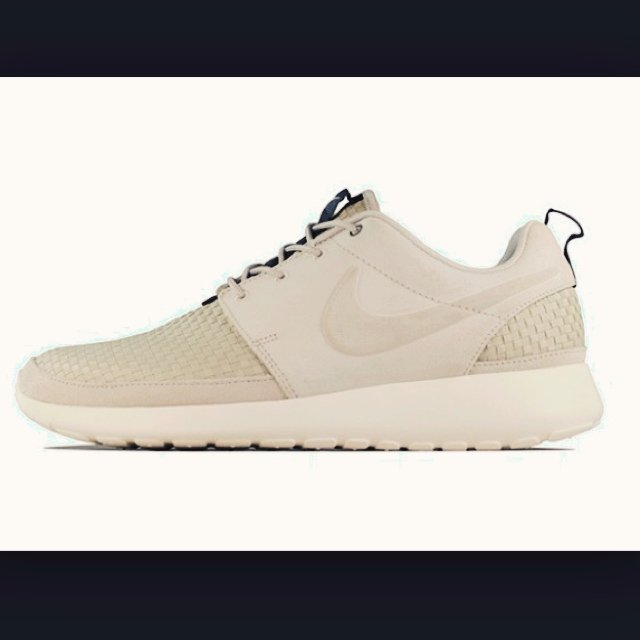 ed1e3c551961a Nike Roshe Run Woven Size US 12 Never worn. Comes with Box. - Depop