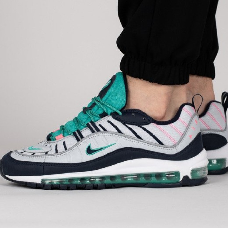 buy online 48d39 57d5e Nike Air Max 98 South Beach Miami Size 9 UK Only... - Depop