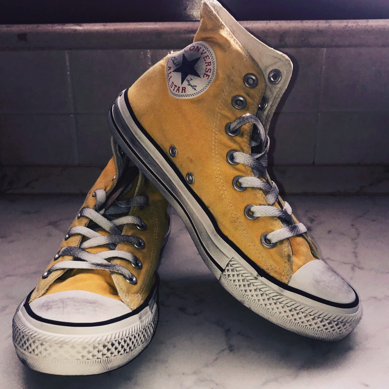 cheap for discount f394b 08183 Scarpe ALL. STAR CONVERSE limited edition color... - Depop