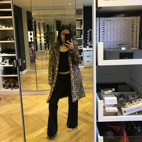 f17d2097d @hmnewman. last year. London, United Kingdom. the most dreeeamy faux  leopard print jacket. A little too big for me ...