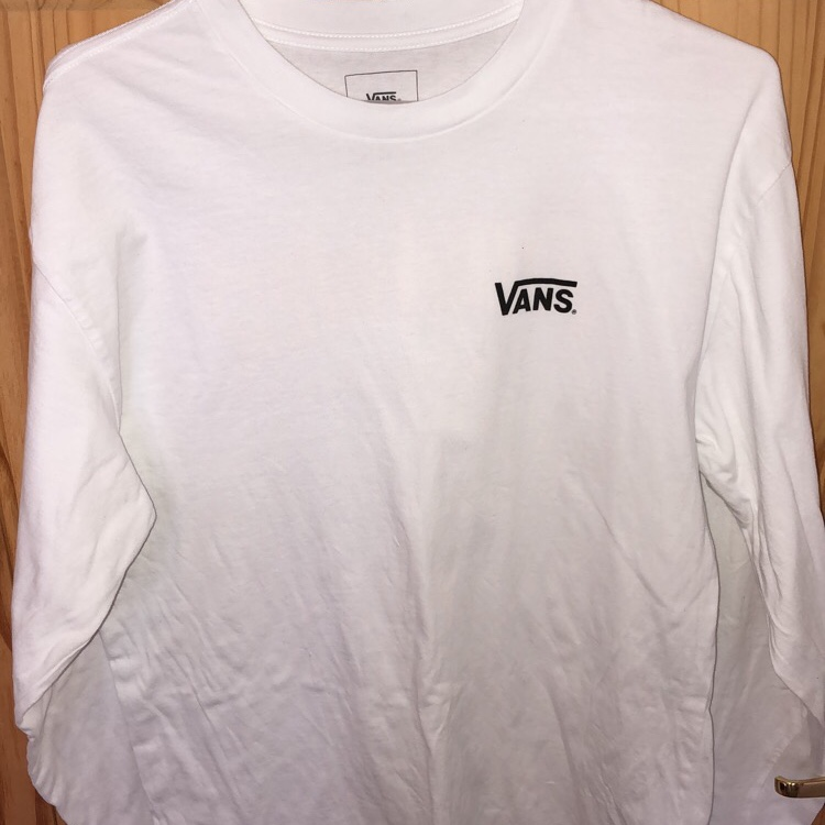Vans x thrasher longlseeve t shirt Worn once and Depop