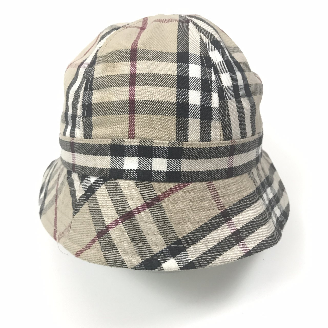 BURBERRY nova check bucket hat men s standard ❌🔥NO OFFERS A - Depop f098c55a1ff