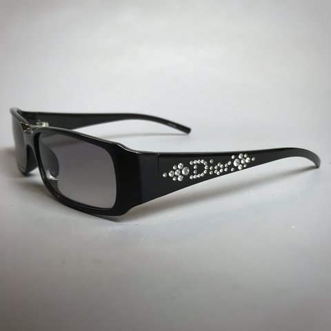 8bbf63bdb0  emporiumsupply. 2 months ago. United Kingdom. Dior Sunglasses MOD 3056  Rhinestone Spellout Arms   Great Condition.