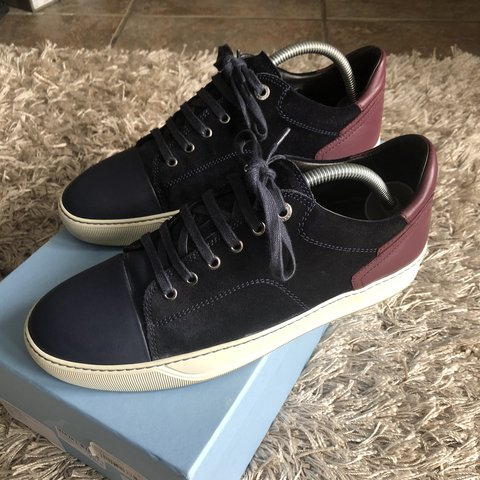 0bd77a2f020c  lr88. 12 hours ago. United Kingdom. Lanvin navy suede trainers ...