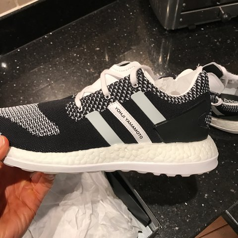 5cc6863c7 Adidas Y3 ZG Knit. As worn by Jerry Lorenzo Only worn once