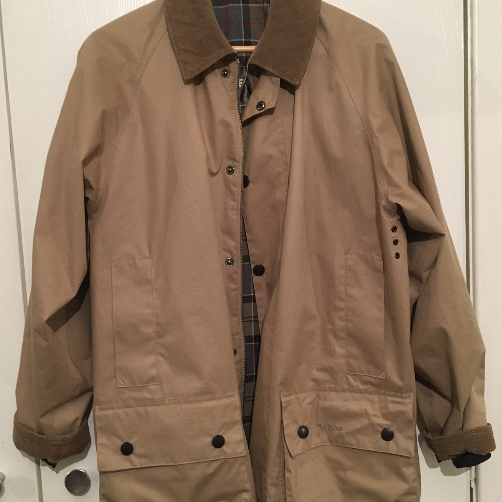 barbour lightweight beaufort