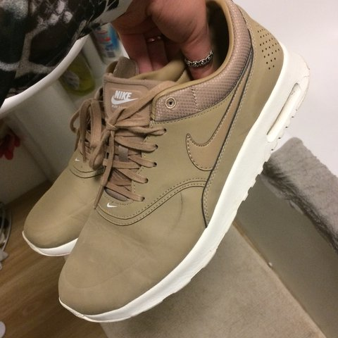 best sneakers fcae3 eb9d3 ... Nike air max Thea nude beige. Really rare to find.