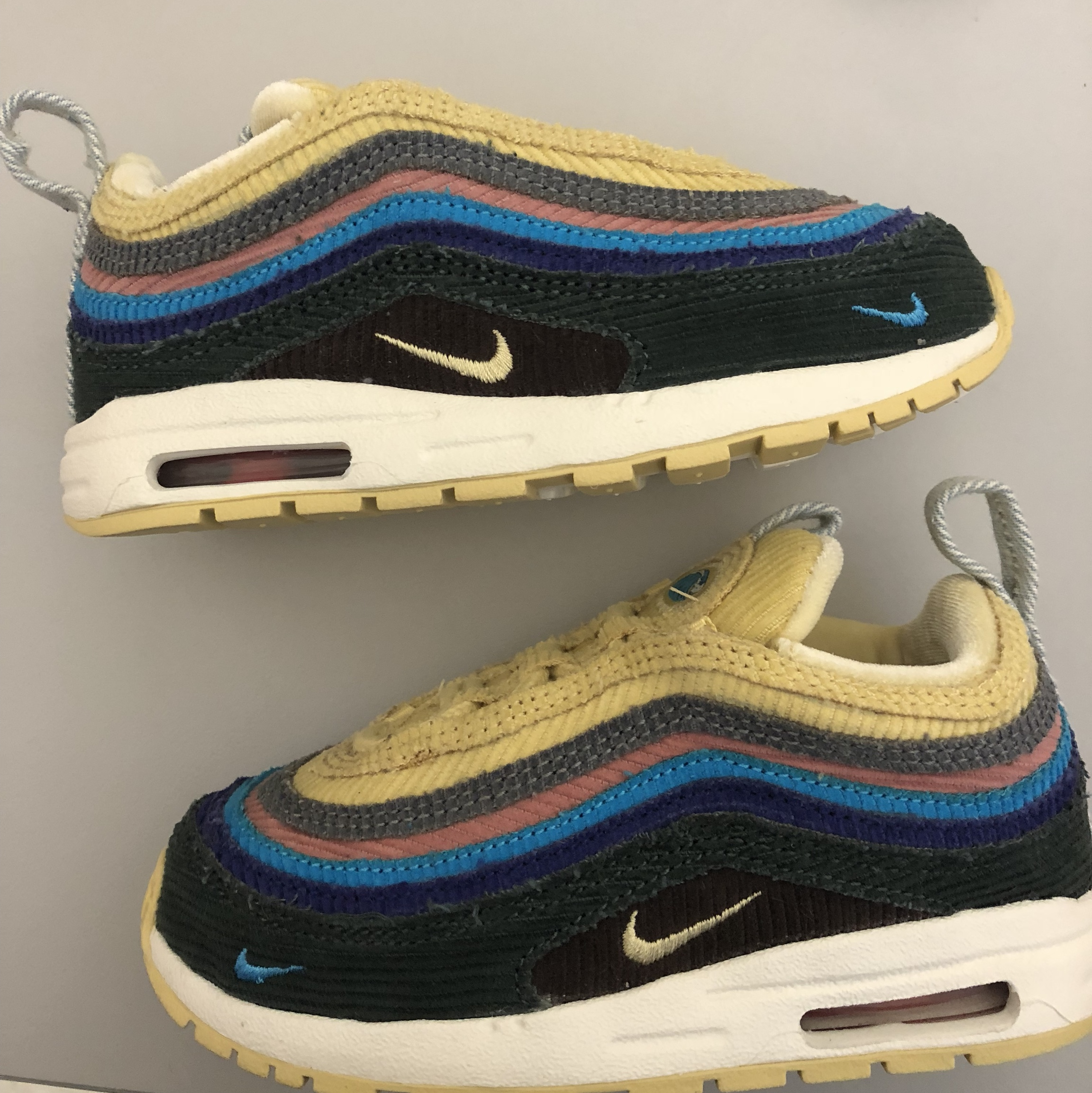 Nike air max 197 nike sean wotherspoon toddlers Depop