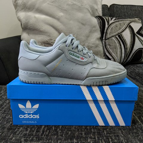 49ffe3e34b177 Yeezy powerphase Calabasas Cheapest on depop as not DS Worn - Depop