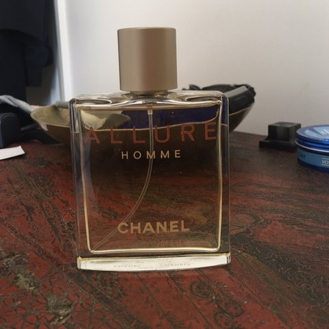 1fdab0973b02 @meganelizabethgalt. 12 days ago. London, United Kingdom. Brand new Chanel  homme Allure perfume 100ml