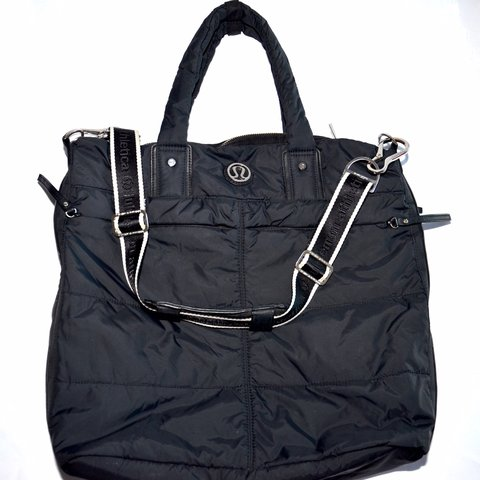 e0453709f90 Rare large Lululemon bag. Can hold all your essentials for a - Depop