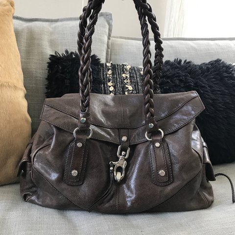 381c2b51bf01 Stunning Francesco Biasia handbag. Made in Bulgaria with is - Depop