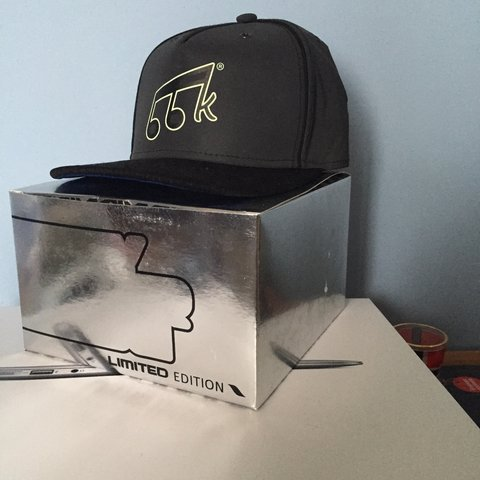 Boy Better Know limited edition ♭♭k SnapBack. Bought as part - Depop 8fa2aca6bd2d