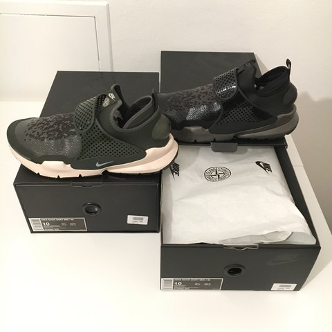 e262cf58a87da Brand new. Never worn. With Mr Porter invoice. Nike Sock Mid - Depop