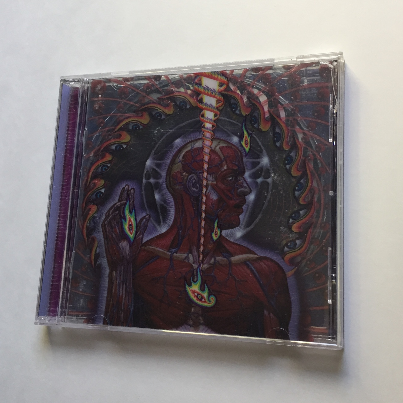 Tool Lateralus album   in great condition #Tool    - Depop