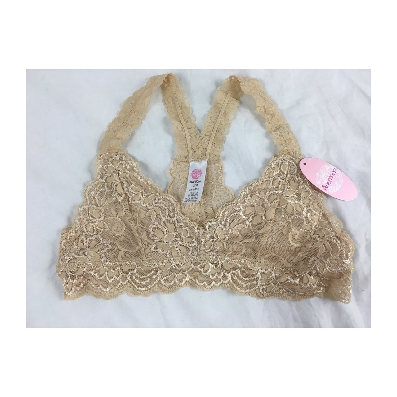04094871550e4 New Unworn  We Can t Get Enough Of These Super Cute Beige A - Depop