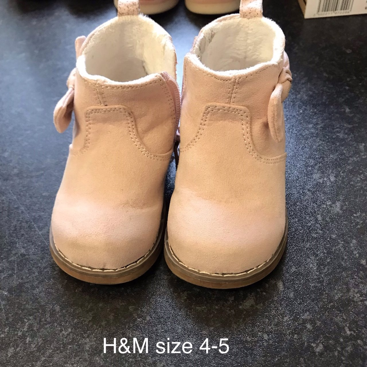 h and m girls boots
