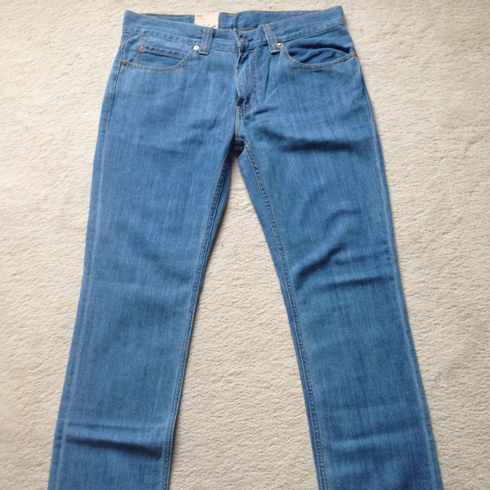 Levi 511 slim fit jeans brand new never been worn, Depop